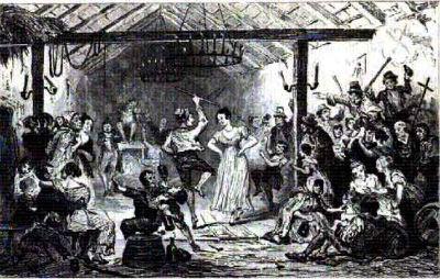 La danse irlandaise